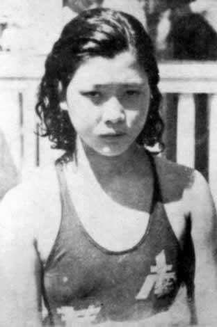中国派团参加第十一届奥运会