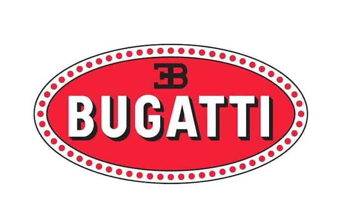 布加迪标志是啥样的 布加迪标志图片 全查网车标