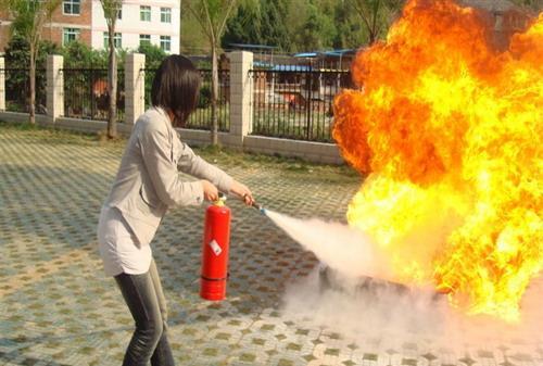 灭火的基本方法有哪些