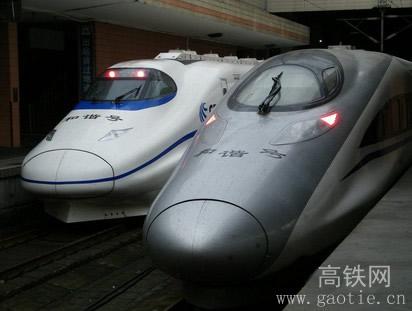 高铁和动车的区别