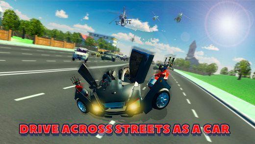 汽车机器人变形金刚赛车下载 汽车机器人变形金刚赛车安卓版下载 全