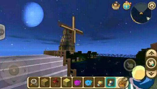 迷你世界风车怎么做 风车制作方法讲解
