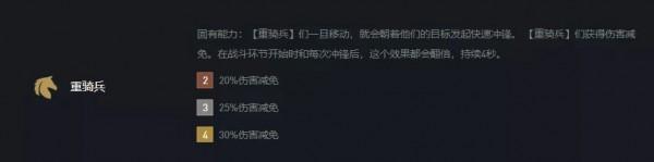云顶之弈s5.5重骑法3.0怎么玩 云顶之弈11.15版本重骑克制物理阵容玩法一览