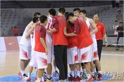 2018八国男篮争霸赛7月在江苏开赛