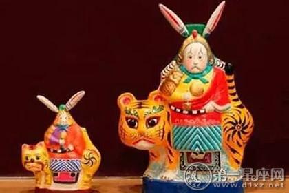 中秋节的习俗 兔儿爷