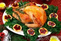 感恩节美食吃什么 火鸡