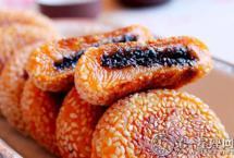 感恩节甜山芋 美味小甜点