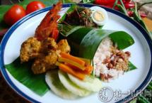 亚洲各国新年美食