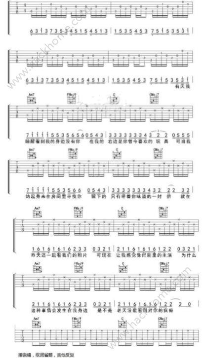 抖音上的钢琴简谱数字