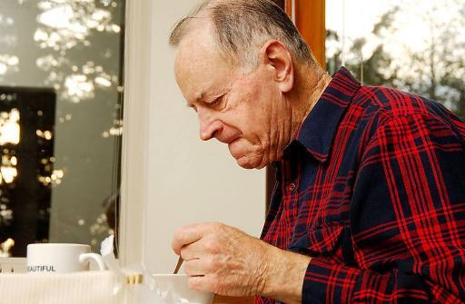 老人哮喘症状