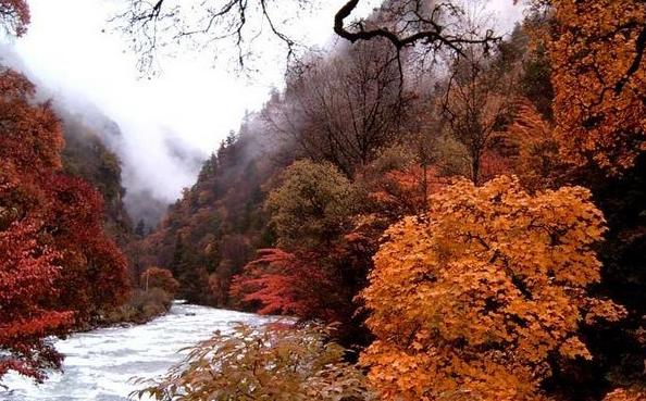 2017十月份旅游景点推荐 中国十月份去哪里旅游