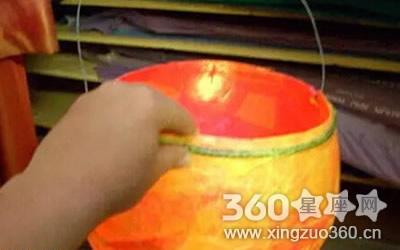 幼儿花灯制作步骤 中秋花灯制作方法