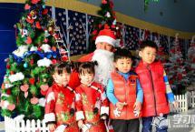 幼儿园圣诞节联欢会主持串词