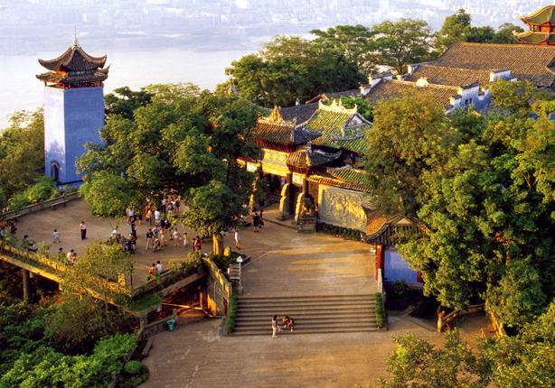 天气资讯 重庆市十大必去景点 重庆景点推荐       重庆景点   名山位