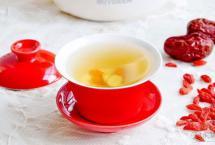 西洋参枸杞红枣泡水的功效有哪些