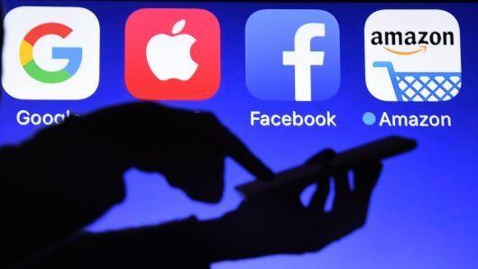 苹果谷歌亚马逊等科技股全线下跌:市值蒸发827亿美元