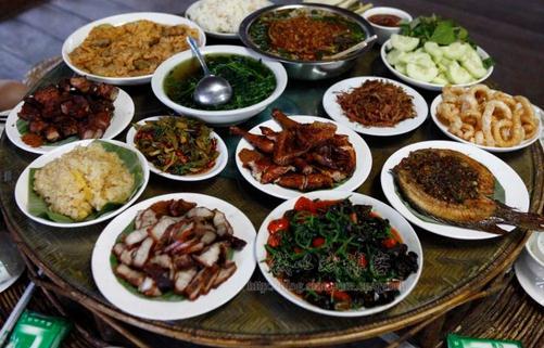 傣族的饮食特色与饮食习惯